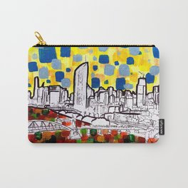 BRISBANE POSTCARD SERIES 015 Carry-All Pouch