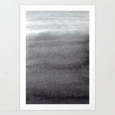 Abstract Horizon Art Print
