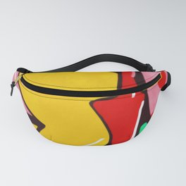 In the street No3 Fanny Pack