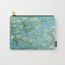 Vincent Van Gogh Almond Blossoms Carry-All Pouch