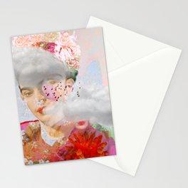 The essence of Frida Stationery Cards