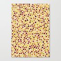 Watercolor Dots_Amber by mjmstudio