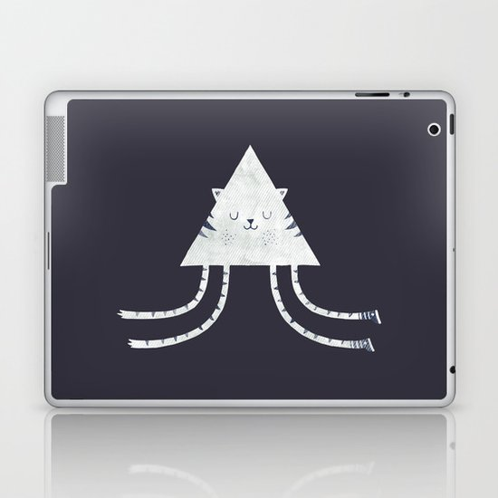 Emily's Kitty Laptop & iPad Skin