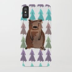 bear with me Slim Case iPhone X