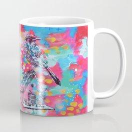 Bird and Ballerina Coffee Mug