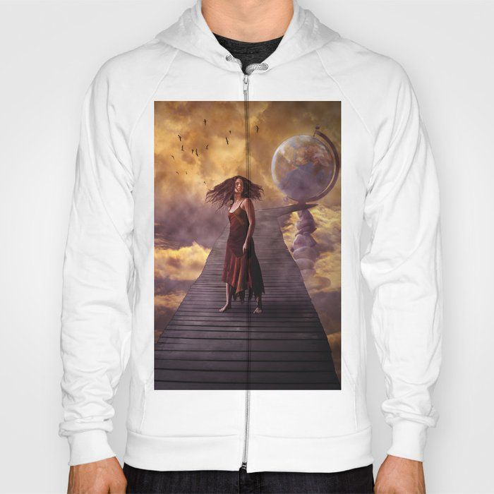 At worlds end Hoody
