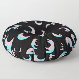 MoonLight: Dos Lunas Floor Pillow