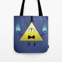 Evil Dorito Tote Bag