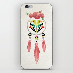 dream flowers iPhone & iPod Skin