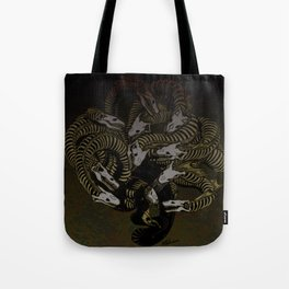 Lonely Hydra Tote Bag