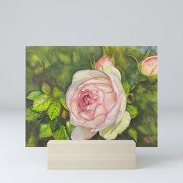 Eden's Serenade Mini Art Print