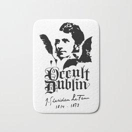 OCCULT DUBLIN series: Sheridan La Fans Bath Mat
