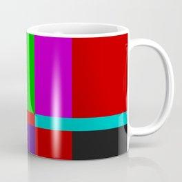 Color Glitch Coffee Mug
