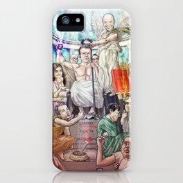 L'apothéose d'Emmanuel iPhone Case