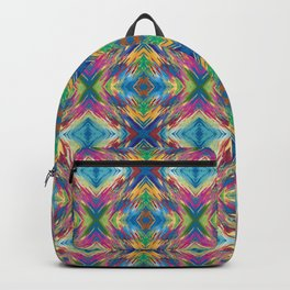 Phillip Gallant Media Design - Pattern XXXII June 21 2020 By Phillip Gallant Backpack