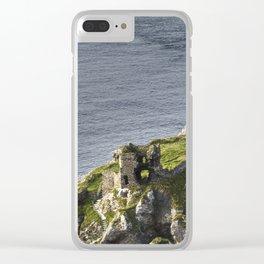 Kinbane Castle Clear iPhone Case