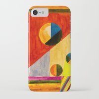 kandinsky iPhone & iPod Cases featuring BALANCE by THE USUAL DESIGNERS