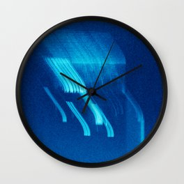Being at the Drive-In Wall Clock