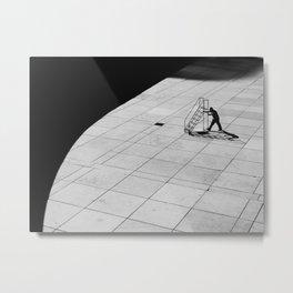 Stairway to nowhere Metal Print
