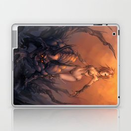 Domina Laptop & iPad Skin