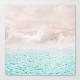 Pastel vibes 40 - Serenity Canvas Print