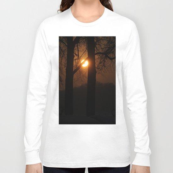 A Glimpse #1 #art #society6 Long Sleeve T-shirt