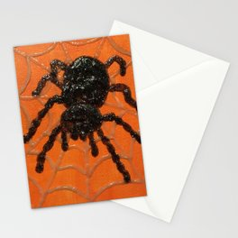 Spooky Tarantula Stationery Cards