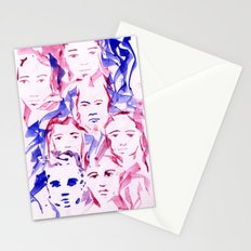 ROSTROS Stationery Cards