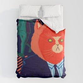 Mr. Kitty  Comforters