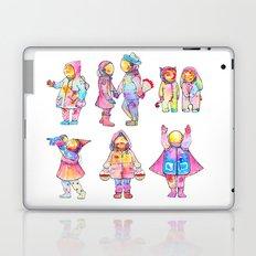 Space Kids Laptop & iPad Skin