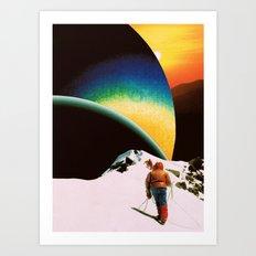 _UNTITLED _ Art Print