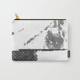 LeProcope_Glitch02 BW Carry-All Pouch