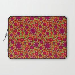 ITTHON - Green Flora Laptop Sleeve