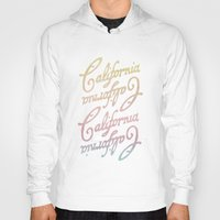 california Hoodies featuring california by houseofgrays
