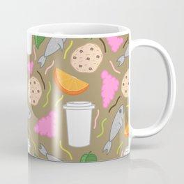 Snack Snack Coffee Mug