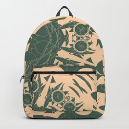 A More True Green Backpack
