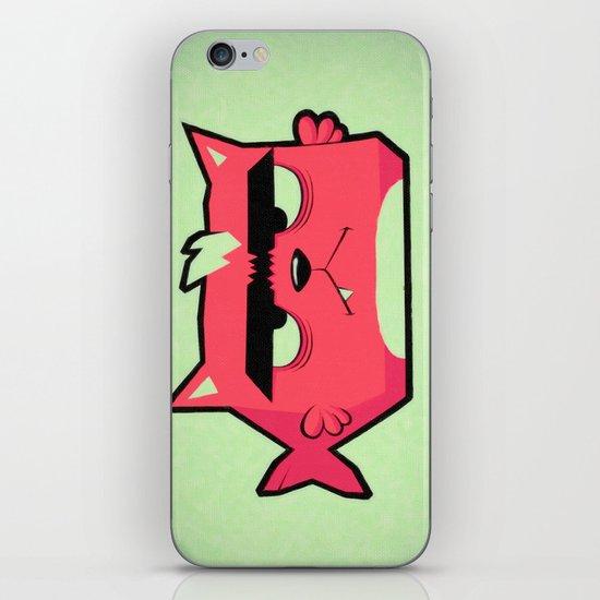 Cat-Fish iPhone & iPod Skin