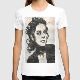 Keyboard Mosaic T-shirt