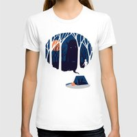 scary T-shirts featuring Scary story by SpazioC