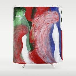 Clan Shower Curtain