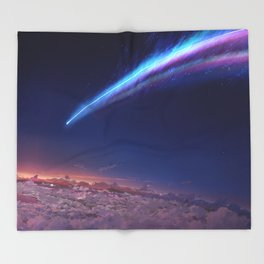 Your Name. Throw Blanket