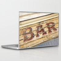 bar Laptop & iPad Skins featuring Bar by Chantal Seigneurgens