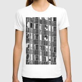 Abstract Windows T-shirt
