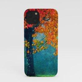 Nature's Embellishment iPhone Case