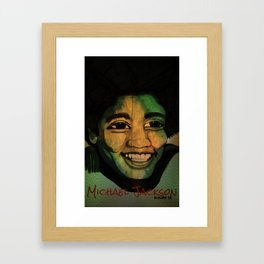 I'll Be There Framed Art Print