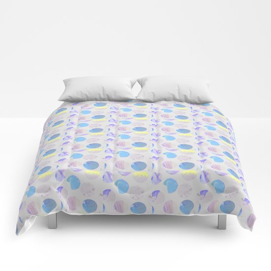 Dots Pattern - JUSTART © Comforters