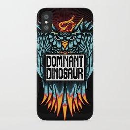Dominant Owl iPhone Case