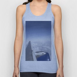 Freedom Of Flight Unisex Tank Top