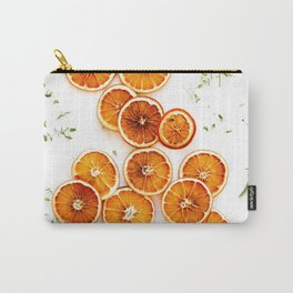 Pure Citrus (Color) Carry-All Pouch