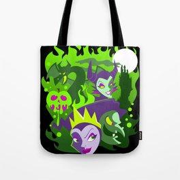Wicked Ways Tote Bag